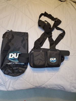 DUI Weight & Trim Classic Scuba Harness for Sale in Duvall, WA