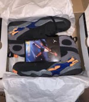 Jordan 8 Phoenix Suns size 10 for Sale in Pompano Beach, FL