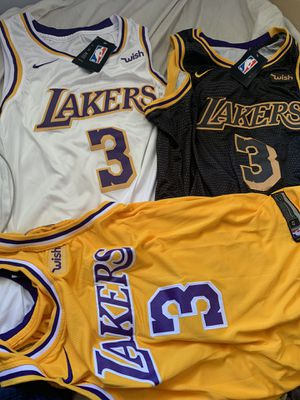 Anthony Davis Jersey for Sale in San Diego, CA
