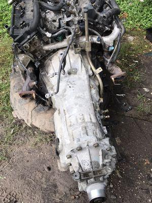 2005 g35 sedan transmission for Sale in Highlands, TX