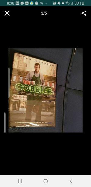 Peoria az factory sealed Adam Sandler The Cobbler DVD please read description for pick up location options for Sale in Peoria, AZ