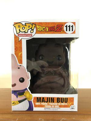 Majin Buu Chocolate Funko POP: 111 for Sale in Mill Creek, WA