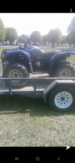 2004 Yamaha Grizzly 660 for Sale in Clinton, TN