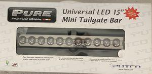 PUTCO PURE LED Mini Tailgate Light Bar for Sale in Kent, WA