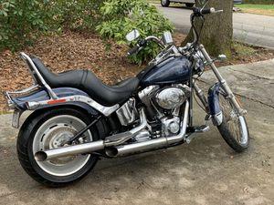 2009 Harley Davidson Softail Custom for Sale in Acworth, GA
