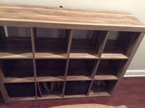 New!! bookcase, bookshelves, display case, storage cubes for Sale in Phoenix, AZ