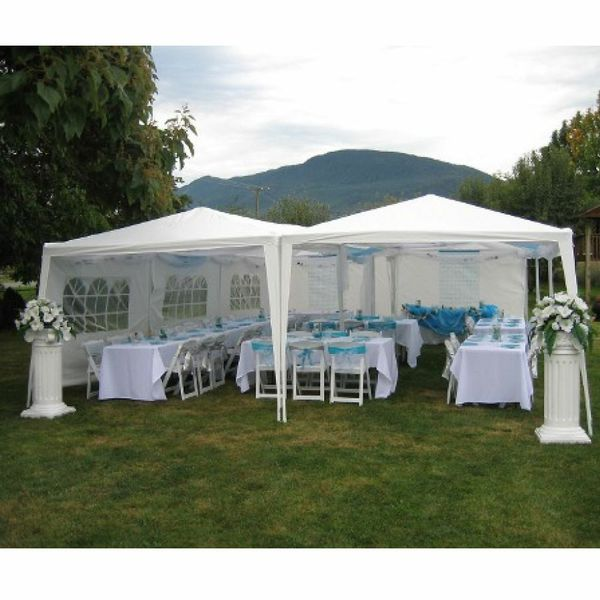 New 10 x 30 All Walls Tent Canopy Carpa Never Opened