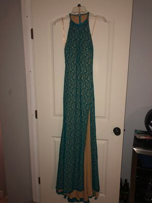 Size 4 prom dress for Sale in Fort Worth, TX