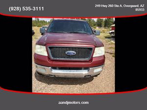 2004 Ford F-150 for Sale in Heber-Overgaard, AZ