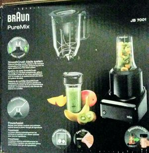 Braun Pure mix ( also makes crushed ice ) for Sale in Santa Ana, CA