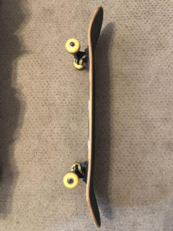 Platform skateboard