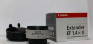 canon extender ef 1.4x ii now use just fall time for Sale in Seattle, WA