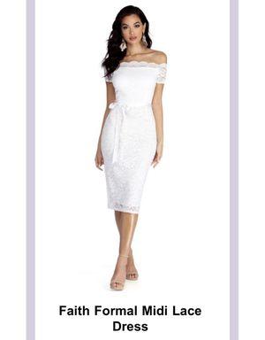 Beautiful white dress for Sale in Washington, DC
