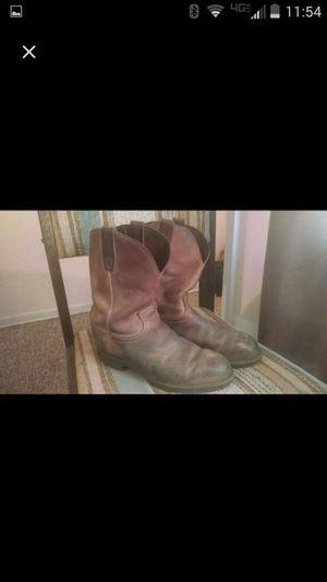 Georgia steel toe work boots for Sale in Wichita, KS