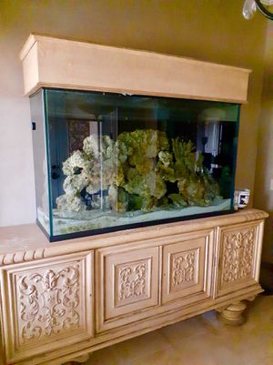 Aquarium 190 gallon for Sale in Bixby, OK
