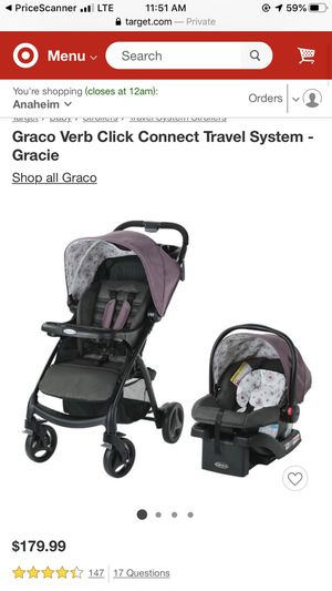 Brand new stroller set for Sale in Huntington Beach, CA