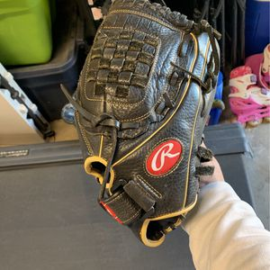 Rawlings Softball Glove 12in for Sale in Costa Mesa, CA