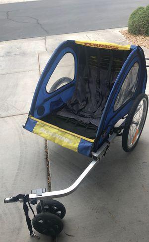Schwinn Bike Trailer. 2 passenger. for Sale in Las Vegas, NV