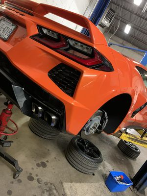 Rims and calipers paint for Sale in Alexandria, VA