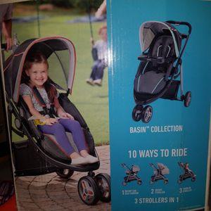 Graco 3 In 1 Stroller for Sale in Elyria, OH
