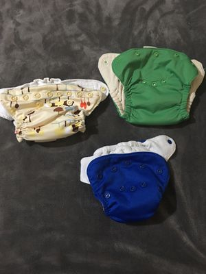 Cloth diapers for Sale in Wilmer, TX