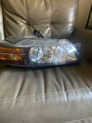 Acura TL headlight right side and Audi original rims for Sale in Aurora, CO