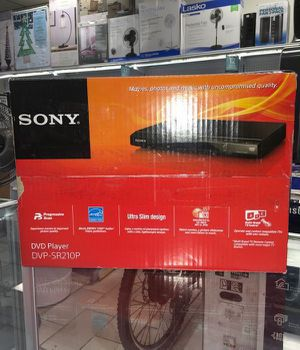 DVD Player Cd's HomeReproductor de Video Ultra Slim Sony for Sale in Virginia Gardens, FL
