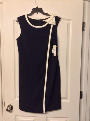 12 Blue Stir Crepe Dress Studio One for Sale in Woodstock, GA
