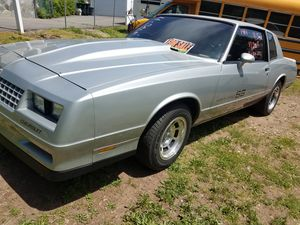 1984 chevy monte carlo ss for Sale in Meriden, CT