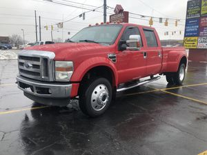 2008 Ford F450 6.4 diésel lariat 4x4 LOADED for Sale in Highland, IN
