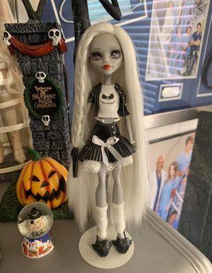 Nightmare Before Christmas Jack Monster high custom made doll for Sale in Las Vegas, NV