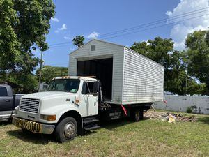 Sheds relocated ,,,, movemo casita de patio Rv container for Sale in Hialeah, FL