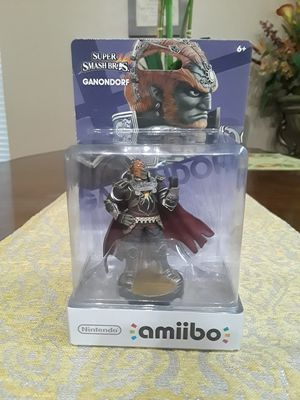Ganondorf Amiibo for Sale in Miami, FL