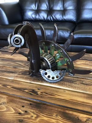 Turkey - Metal Sculpture - Auto Parts for Sale in Kingsport, TN