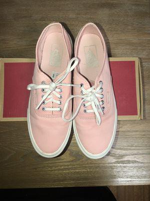 pastel pink vans for Sale in Orlando, FL