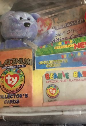Beanie Babies Official Club for Sale in Baldwin, NY