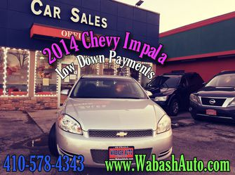 🎄2014 Chevy Impala Limited🎄 for Sale in Baltimore,  MD
