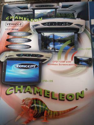 Car dvd player CFD-135M chameleon for Sale in Murfreesboro, TN