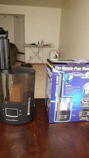 The Hassle-Free Humudufier for Sale in Columbus, OH