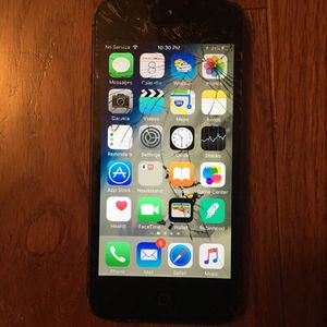 iPhone 5 cracked for Sale in Columbus, OH