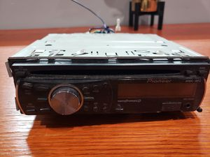 Pioneer Car Stereo DEH-2200UB CD Receiver Radio CD Player with USB AUX iPod for Sale in Glendale, CA