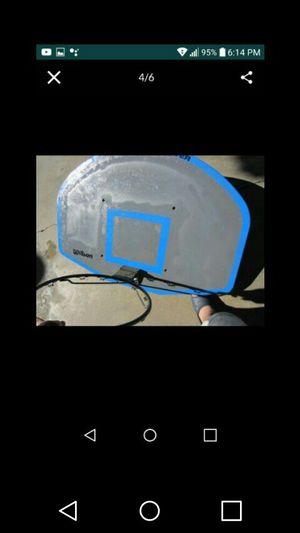 Basketball hoop for Sale in El Monte, CA