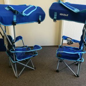 Children's Beach foldable chairs for Sale in Fremont, CA