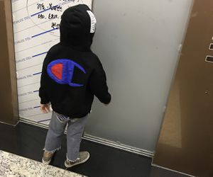 Kids champion hoodie size4y for Sale in Houston, TX