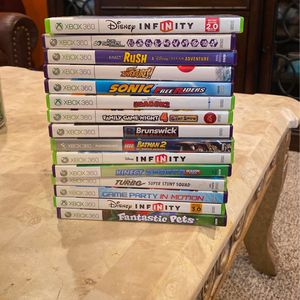 15 Xbox 360 Games for Sale in Franklin Township, NJ