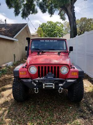 1997 Jeep Wrangler TJ/SPORT for Sale in Tampa, FL