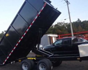 2007 Custom Built Dump Trailer for Sale in Cleveland, OH