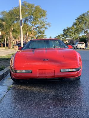 1992 Chevy corvette for Sale in Fontana, CA