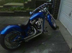 Custom pro street 2007 chopper for Sale in Pittsburgh, PA