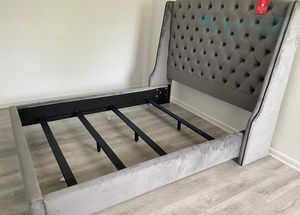 King bed frame $499 __Financing available for Sale in Hialeah, FL